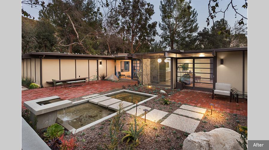 Scott Lander - Eugene Weston residence